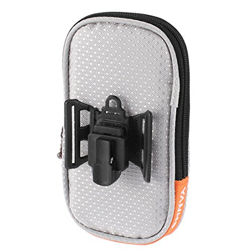sourcingmap® Fahrrad Front Tube Tasche Handy Tasche Fall Halter