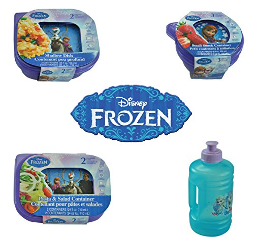 disney-frozen-kids-8-piece-reusable-lunch-set-water-bottle-sandwich-snack-and-salad-containers