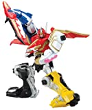 Power Rangers Megaforce Gosei Great Megazord Figure, (Multi Color)