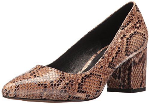 Dress Pump Bambu Natural Women's Madden by STEVEN Multi Steve TWw7CqXxFY