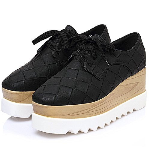 94342fe5bb17 PP Fashion Stunning Stunning Stunning Women s Elegant Formal Wedges  Platform Casual Sneakers B06X948FNS Parent a37dc9
