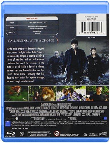 025192083273 - The Twilight Saga: Eclipse [Blu-ray] carousel main 1