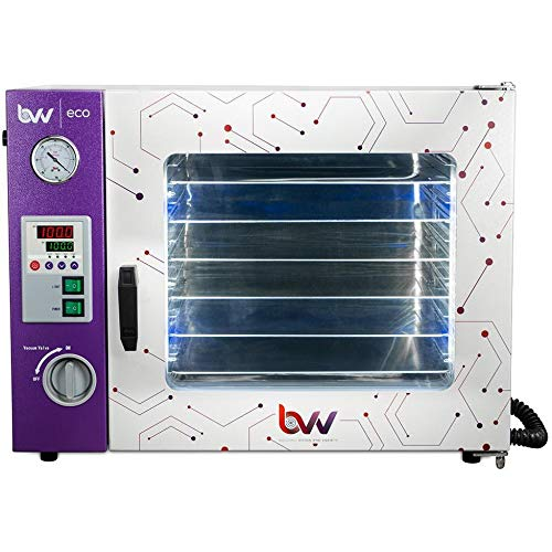 1.9CF BVV ECO Vacuum Degassing Oven by BEST VALUE VACS
