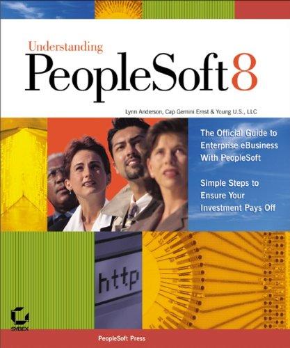 Download Understanding PeopleSoft 8 (PeopleSoft Press Series) Pdf
