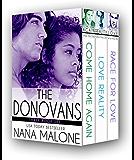 The Donovans Series (1-3): New Adult Romance