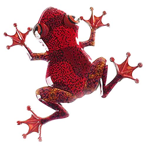 Giftcraft Iron Frog Wall Plaque - ()