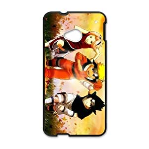 HTC One M7 Black Naruto phone case cell phone cases&Gift Holiday&Christmas Gifts NVFL7N8823988