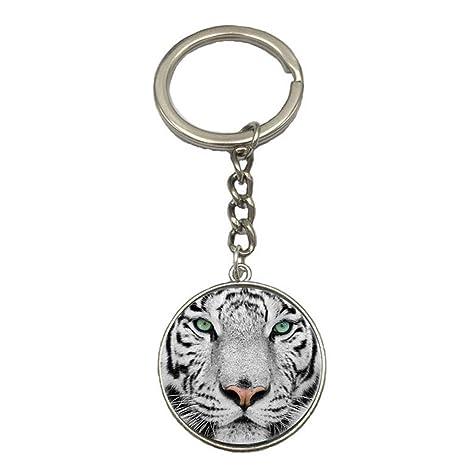 Meigold Puerta Llaves Creative Llavero en Form de Tiger ...