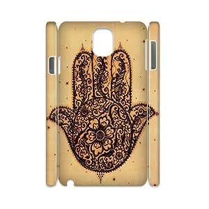 Evil Eye Hamsa Customized 3D Cover Case for Samsung Galaxy Note 3 N9000,custom phone case ygtg611081
