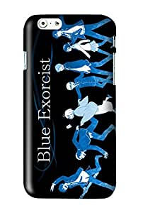 Blue Exorcist Ao no Exorcist Snap on Plastic Case Cover Compatible with Apple iPhone 6 Plus 6+ by icecream design