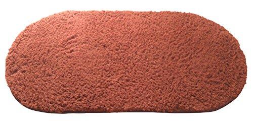 Multi-size Non-slip Area Bath Door Mat Runner Floor Rug Shaggy Oval LivebyCare Doormat Entry Carpet Front Entrance Indoor Outdoor Mats for Unisex Adults Seniors Women Men Bedroom