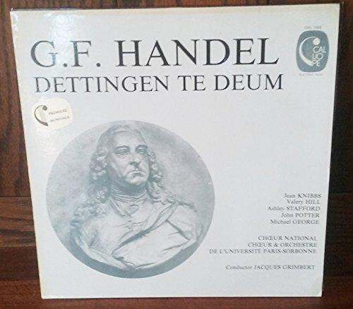 Dettingen Te Deum (CAL 1688)
