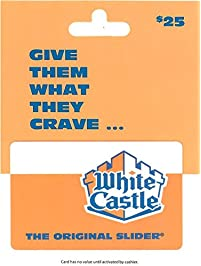 White Castle Gift Card