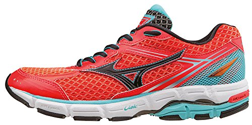 Capri Mizuno Connect Rougered Wave Damen WOS Wettkampfschuhe Black Rosso qqnA8PrwO
