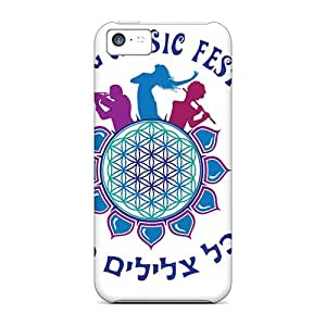 JamieBratt Iphone 5c Protective Cell-phone Hard Cover Provide Private Custom High Resolution Orphaned Land Band Pattern [zTY2028NZcQ]