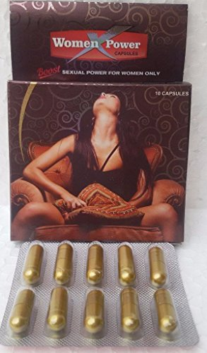 X Women Power Capsules Sex Desire Libido Enhancer Herbal Sexual Power For Women