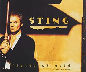Sting - Fields Of Gold - [CDS]
