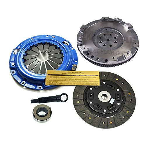 EFT STAGE 2 CLUTCH KIT+HD FLYWHEEL MITSUBISHI 3000GT DODGE STEALTH 3.0L NON-TURBO (Mitsubishi 3000gt Clutch Kit)