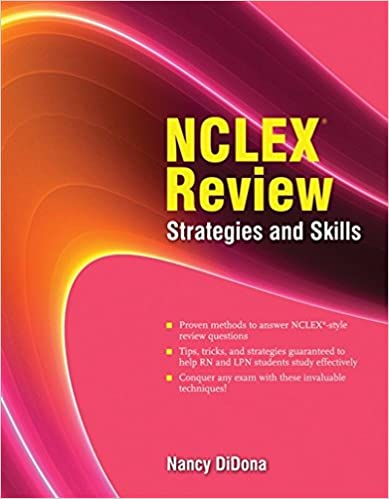 Nclex review strategies and skills 9780763752262 medicine nclex review strategies and skills 1st edition fandeluxe Image collections