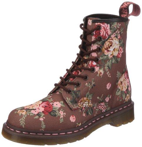 Dr. Martens 1460 8 Eye Boot 10072024  Damen  Stiefel Braun/Taupe