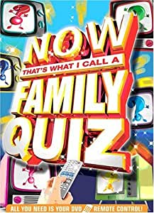 Now! That's What I Call A Family Quiz