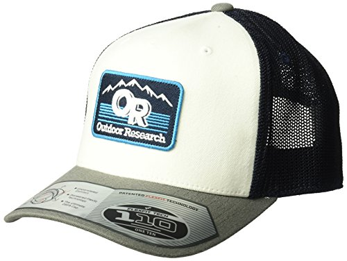 Ball Cap Outdoor - Outdoor Research Advocate Trucker Cap, Pewter, 1size