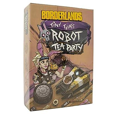 Borderlands: Tiny Tina's Robot Tea Party: Toys & Games