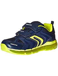 Geox Boy's J ANDROID B. D Sneakers
