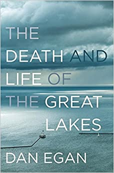 Book The Death and Life of the Great Lakes