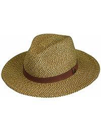 Wallaroo Hombre Outback Sun Hat–100% Papel Trenza–Classy Style