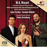 Mozart: Concertone for 2 Violins and Orchestra [SACD]