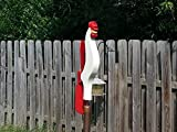 Rooster Whirligig, Garden Folk art, handmade from solid southern cypress and solid brass hardware