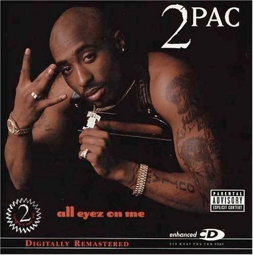 2pac - All Eyes On Me [Remastered 2CD] - Zortam Music