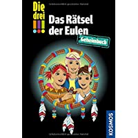 Die drei !!!, Das Rätsel der Eulen: Geheimbuch