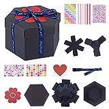INTMALTE Explosion Box,Picture Gift Box for