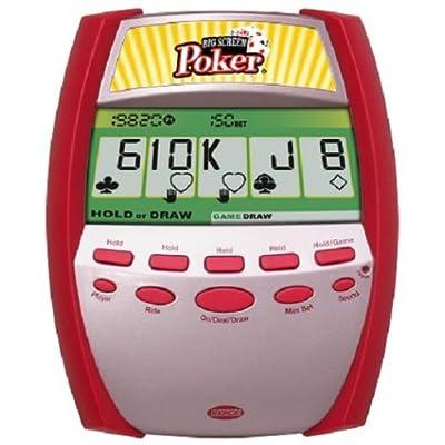 Big Screen Poker: Toys & Games [5Bkhe0705769]
