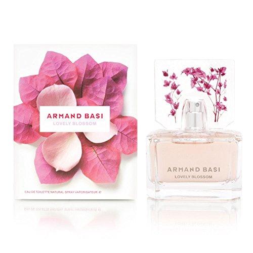 Armand Basi Lovely Blossom Eau de Toilette Spray, 1.7 Ounce