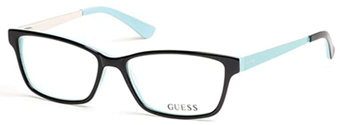 5863a6f9d8 Image Unavailable. Image not available for. Color  Eyeglasses Guess GU 2538-F  GU2538-F ...