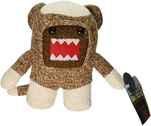 Domo 6.5 Inch Plush Figure Sock Monkey Domo by Domo (Image #2)