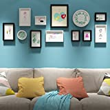 ZGP Home@Wall photo frame Decorative Painting Creative Combination Photo Wall Bedroom Children Room Living Room Corridor Sofa Background Wall Decoration Photo Wall (Color : A)