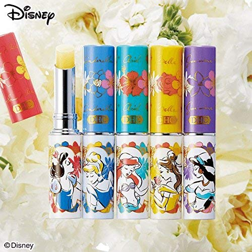 DHC迪士尼限定版護唇膏