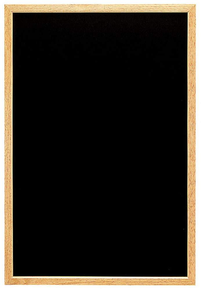 オークナチュラル L ブラック (マーカータイプ) [ 約63.5 x 93.5 x 2cm ] 【 サインボード 】 | 飲食店 カフェ 店舗 看板 宣伝 メニュー 業務用   B07SCVR266