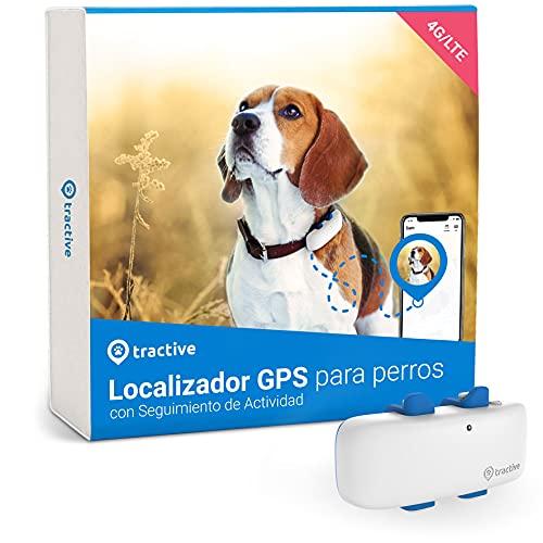 Tractive Collar GPS Perros 2021