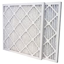 US Home Filter MERV 13 Pleated Air Filter, 6-Pack, 16-Inch by 20-Inch by 1-Inch