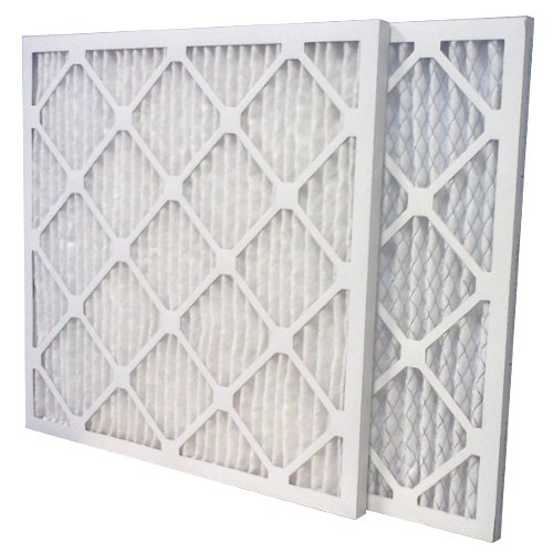 "US Home Filter SC80-16X25X1-6 MERV 13 Pleated Air Filter (Pack of 6), 16"" x 25"" x 1"""