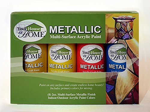 metallic-multi-surface-acrylic-craft-paint-set-of-8-great-for-indoor-outdoor-use-and-great-for-all-s