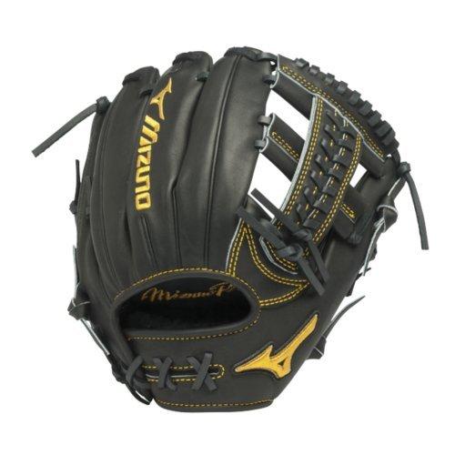 Mizuno GMP600AXBK Pro Limited Edition Ball Glove, 11.5-Inch, Right Hand Throw