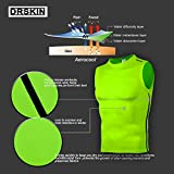 [DRSKIN] Tank Tops Men's Cool Dry Compression
