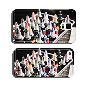 Tattoo color ink bottles in the box cell phone cover case iPhone6