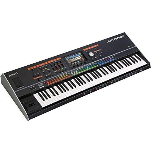 Roland Jupiter 80 Live Synth MIDI 76
